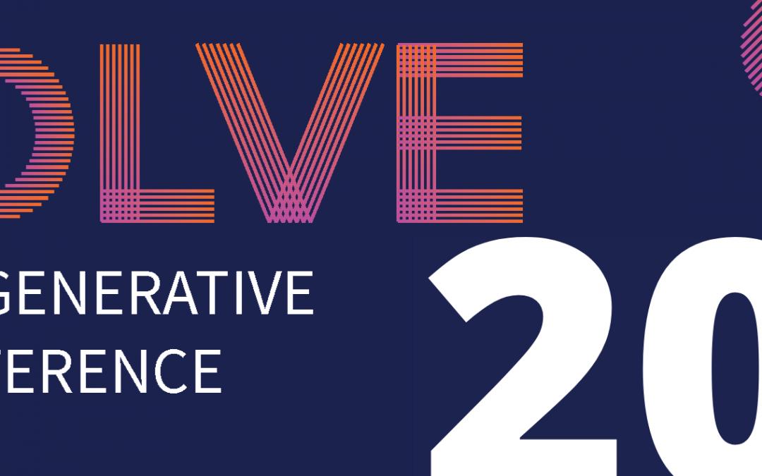 EVOLVE Conference – Salt Lake City, UT – September 24th – 26th